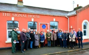 sir henry fowler plaque unveiling