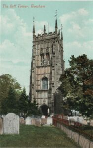 1910 postcard of bell tower say 1910 643x1024